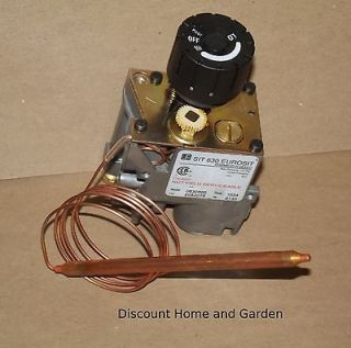 Heater Fireplace Natural & Propane Gas Valve 630 Eurosit 0630500 SIT