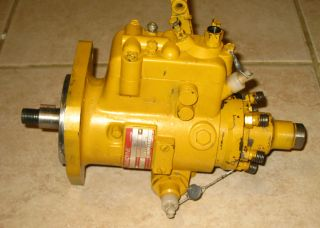 Stanadyne diesel injection pump DM4 4659