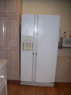 Whirlpool ED2FHWH 22 cu. ft. Refrigerator