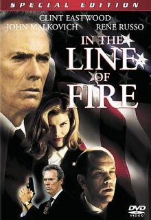In the Line of Fire DVD, 2001, Special Edition