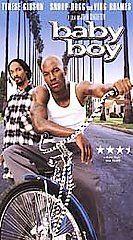 Baby Boy VHS, 2001