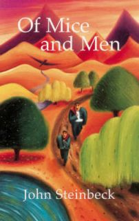 NEW Of Mice and Men by Jim Taylor Hardcover Book