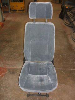 DOOSAN GREY VELOUR SEAT C/W STAND EXCAVATOR LORRY