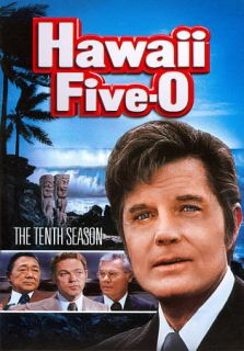 Hawaii Five O The Tenth Season (DVD, 2010, 6 Disc Set)