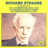 , etc R. Strauss by Josef Wolfsthal CD, Jan 1989, Pearl