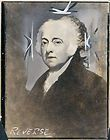 1931 Portrait of Former President of the United States John Adams Wire