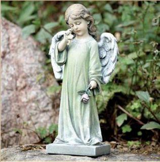 angel statue in Yard, Garden & Outdoor Living