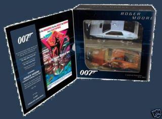 Corgi James Bond 007 Roger Moore Set CC93985 ships 2day