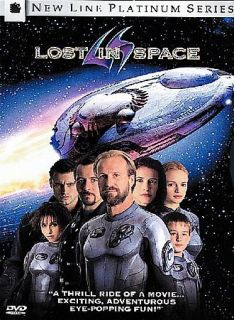 Lost In Space (DVD, 1998) Heather Graham Gary Oldman Mimi Rogers