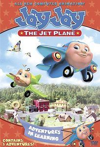 Jay Jay the Jet Plane   Adventures in Learning DVD, 2002