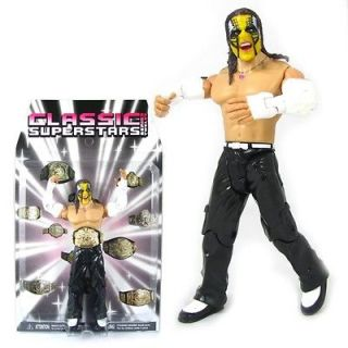 77#O WWE Ruthless Aggression Jeff Hardy figure + belt
