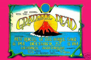 Classic Rock Grateful Dead at Sacramento Memorial Auditorium Concert
