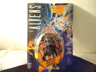 Kenner Aliens Special Deluxe ALIEN QUEEN Action Figure   1996 MOC