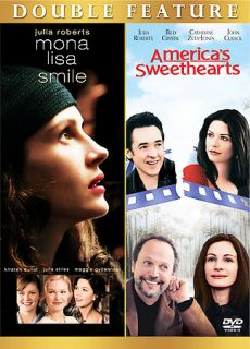 Mona Lisa Smile Americas Sweethearts DVD, 2006, 2 Disc Set, 2 Pack