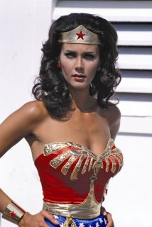 photo 6x8 linda carter wonder woman from argentina