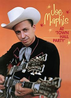 Joe Maphis At Town Hall Party DVD, 2006