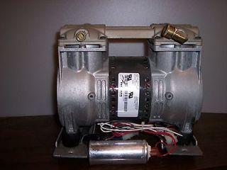 Thomas Pressure/vacuum pump  pond aerator, #2650CE35