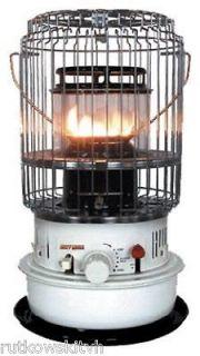 Kero World 10,500 BTU Compact Convection Style Kerosene Wick Heater