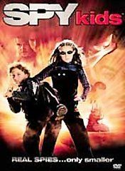 spy kids dvd widescreen 2001  3 95