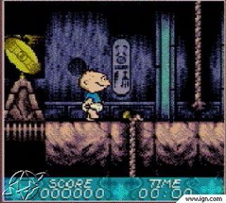 Rugrats in Paris    The Movie Nintendo Game Boy Color, 2000