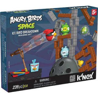nex angry birds space building set ice bird breakdown