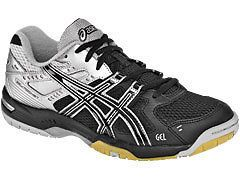 volleyball shoes asics mens gel rocket 6 new b207n 9093
