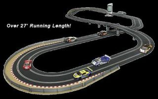Scalextric Digital Platinum Race Slot Car Set C1276T from Mid America