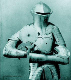 CD guide on making Medieval Armour KNIGHT costume sheet metalwork