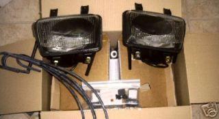 Land Rover Discovery II 1999 2002 Fog Lamp Retrofit Kit Genuine OEM