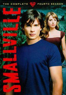 Smallville   The Complete Fourth Season DVD, 2010, 6 Disc Set, Viva
