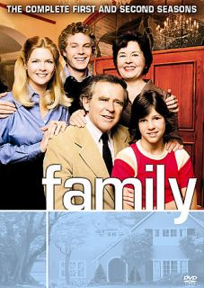 The Family   The Complete First Second Seasons DVD, 2006, 6 Disc Set