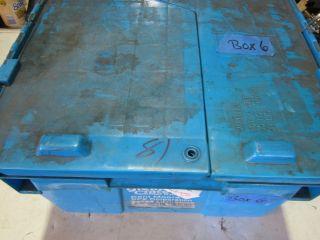 KENT MOORE TOOL J 41550 CASE STORAGE CASE FOR 6.5L DIESEL ENGINE TOOLS