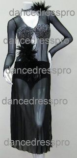 latin dance dresses in Clothing,