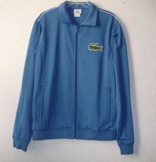 lacoste track jacket in Coats & Jackets