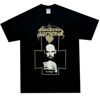 electric wizard lavey shirt m l xl doom metal t shirt new