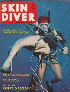 march 1962 skin diver scuba diving magazine returns accepted within