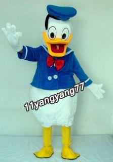 For Sale Donald Duck Disney Character Adult Cartoon Mascot Costume
