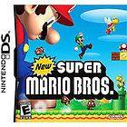 New Super Mario Bros. (Nintendo DS, 2006)ORIGINAL CASE AND MANUAL