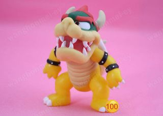 ab super mario bros koopa bowser 4 figure toy from