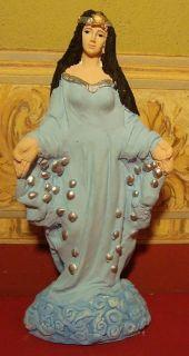 Yemaya Iemenja Yamenja Statue Santeria Yoruba Umbanda Cuba Brazil