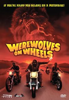 Werewolves on Wheels DVD, 2006