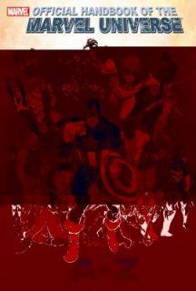 the Marvel Universe A   Z Vol. 2 2011, Paperback