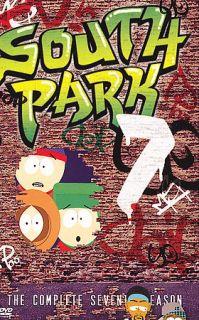 South Park   The Complete Seventh Season DVD, 2006, Multi Disc Set