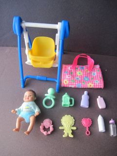mattel barbie baby krissy doll accessories  29