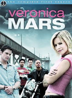 Newly listed Veronica Mars   The Complete First Season (DVD, 2005, 6