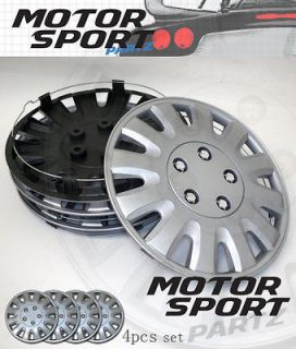 Skin Cover Style 738 15 Inches Hub caps (Fits Lincoln Town Car