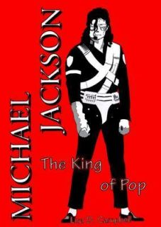 Michael Jackson King of Pop by Lisa Campbell 1993, Hardcover, Reprint