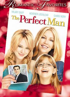 The Perfect Man DVD, 2005, Widescreen