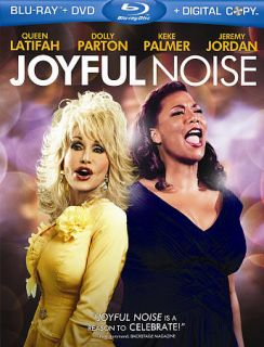 Joyful Noise Blu ray Disc, 2012, 3 Disc Set, Canadian