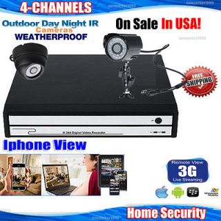 wired security camera system in Consumer Electronics